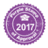 Purple Stamp